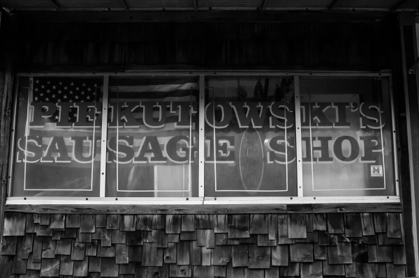 An Old North Sausage Shop. Photo by Neil Das